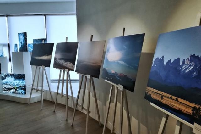 Выставка «Бесконечный мир»