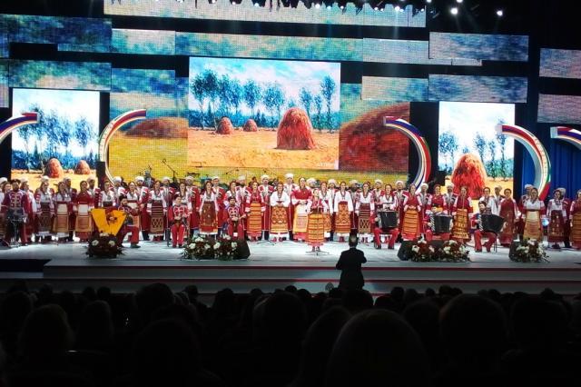 В Минске прошел концерт по случаю Дня единения народов России и Белоруссии