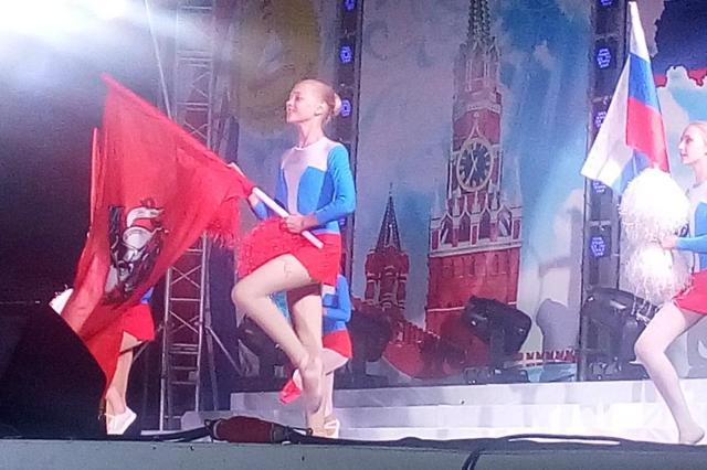 """Участники фестиваля """"Творчество юных"""" подарили свое искусство жителям и гостям Анапы"""