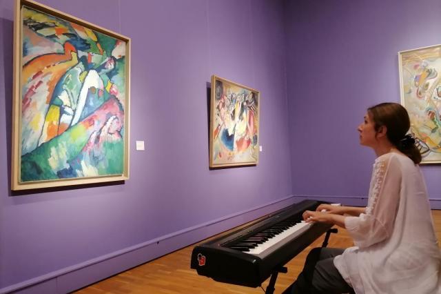 «Кандинский & Kandinsky» откроют «Выставку одной картины» в Кафедральном соборе Калининграда