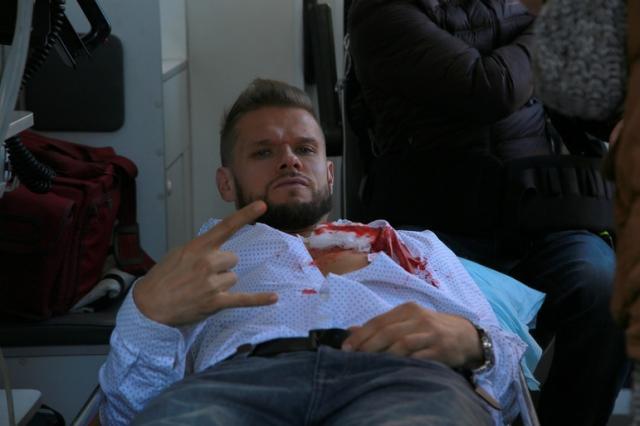В Москве заканчиваются съемки триллера «Проводник»