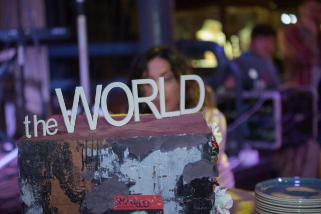 Состоялась презентация международного мультимедийного проекта The World