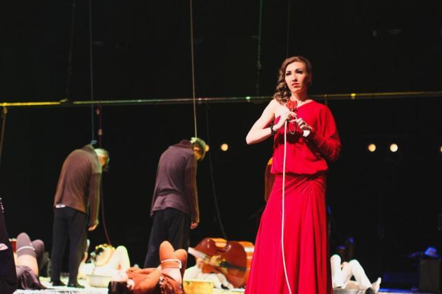 Сургутский театр зовет молодых актеров на Север