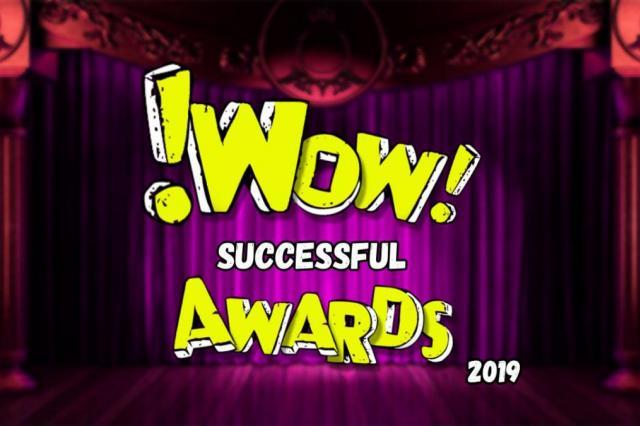 13 марта 2019 пройдет одно из самых ярких и ожидаемых событий года – премия «WOW Successful Awards 2019»