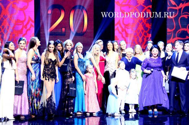 «Мисс Москва 2015»
