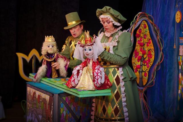 Международный фестиваль театров кукол пройдёт в Москве с 5 по 14 октября
