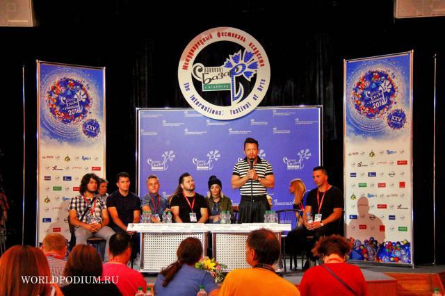 «Звездный час» с обладателями Гран-при Международного конкурса исполнителей эстрадной песни «Витебск»!