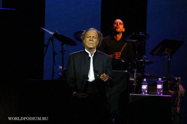 Хулио Иглесиас. Сольный концерт «Mexico»