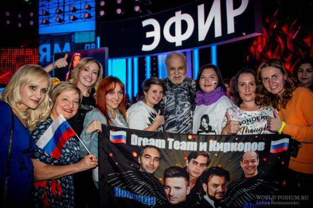 Москва- Израиль: болеем за Сергея Лазарева в Прямом эфире!