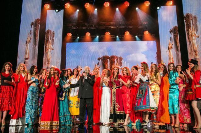 «Мисс Москва-2015»
