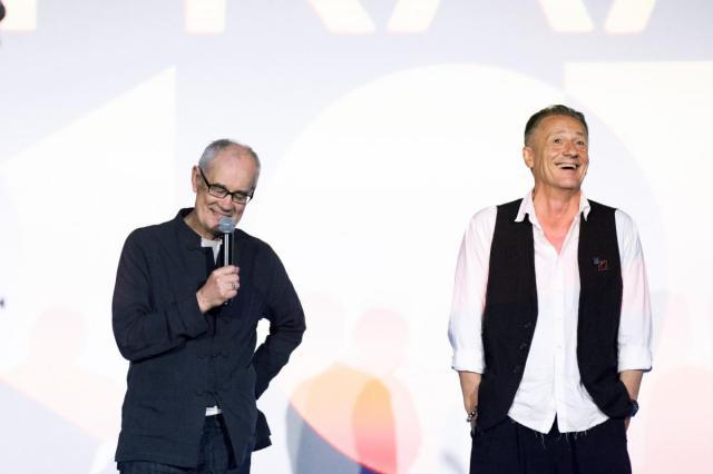 Олег Меньшиков и Сергей Бодров закрыли фестиваль XXIII Международный кинофестиваль «Зеркало»
