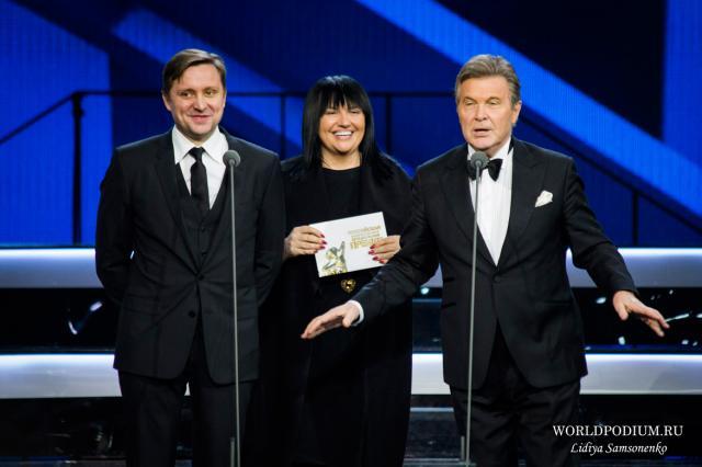 В Москве вручили Российскую Национальную Музыкальную Премию