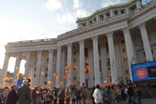 Театр Российской Армии приглашает на юбилейный фестиваль «Лестница»