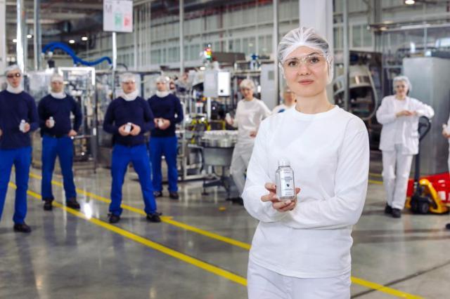 Компания L'Oréal запускает программу солидарности в поддержку борьбы с коронавирусом в России