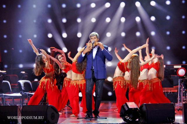 Первый конкурсный день финала конкурса Молодых исполнителей эстрадной песни «Славянский Базар в Витебске»