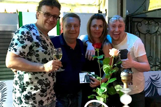 Рома Жуков открыл ресторан на Черноморском побережье