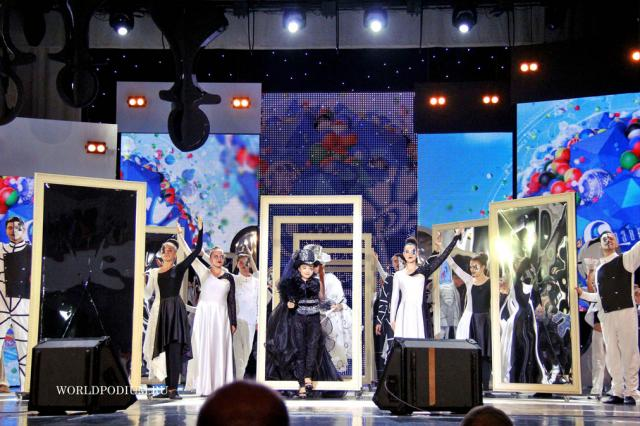 Второй день детского конкурса песни на Славянском Базаре