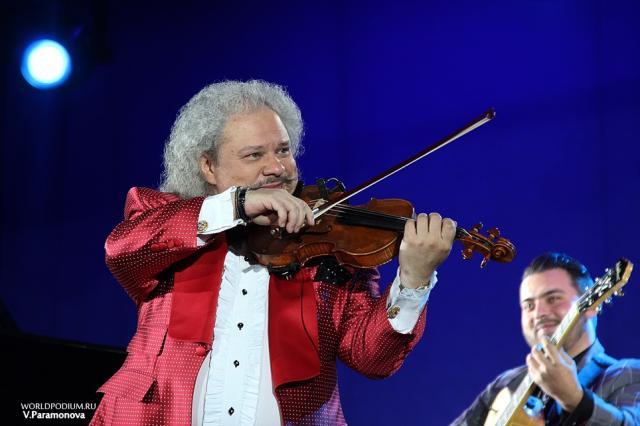 Концерт Роби Лакатоша и его ансамбля