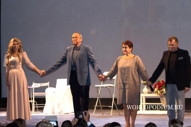 «Король Треф – карта любви» открыл театральный сезон