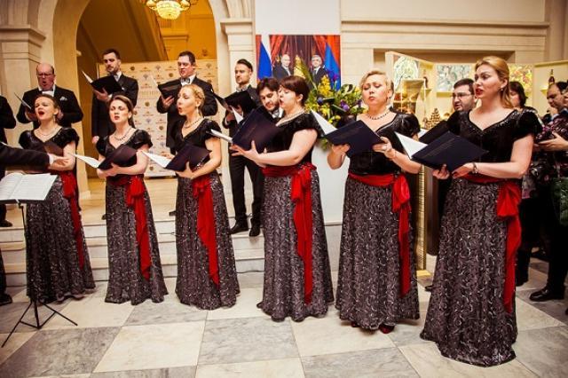 В Историческом музее состоялось торжественное открытие выставки «Армения. Легенда бытия»
