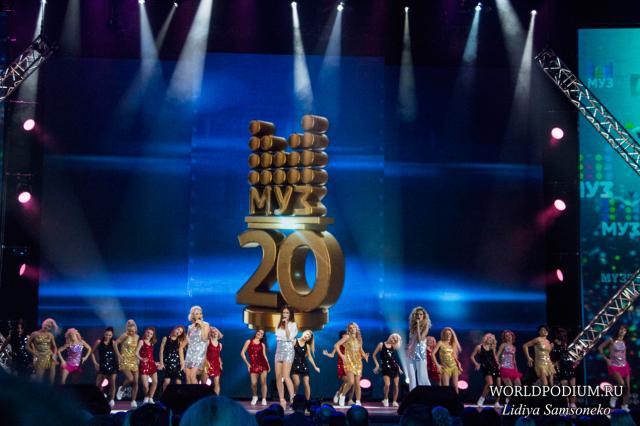 День рождения МУЗ-ТВ. 20 лет в эфире (часть 2)
