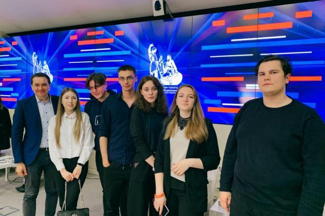 Студенты ИСИ побывали на Всероссийском студенческом форуме