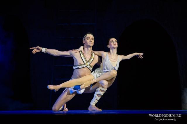 Театр классического балета закроет зимний сезон знаковыми постановками