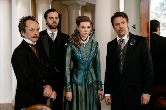 Стартовали съемки второго сезона «Анны-детективъ»