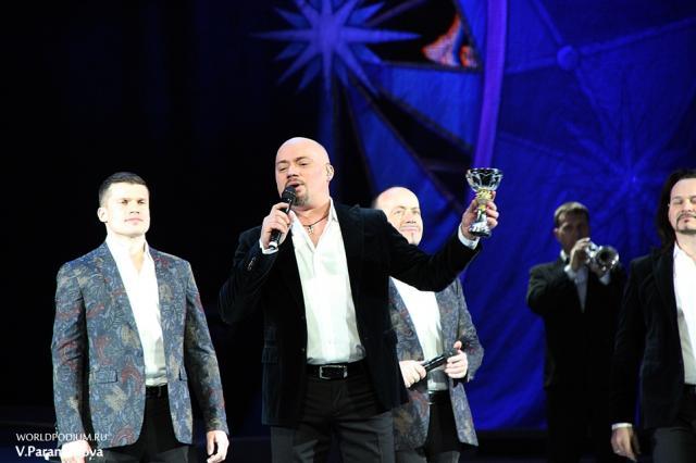 Арт-группа «Хор Турецкого» устроит праздничное шоу Кремле в День защитника Отечества