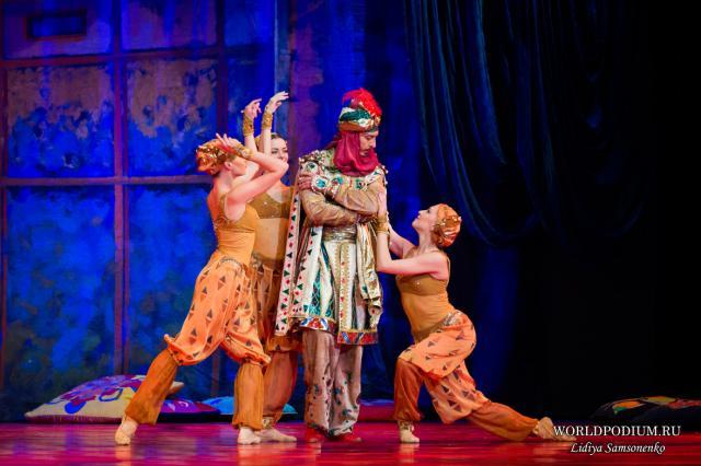 "Гала-концерт звезд мирового балета ""Christmas балет-гала"""