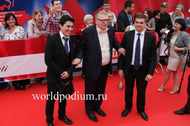 Открытие 37-го Московского международного кинофестиваля – традиционный праздник кинематографа