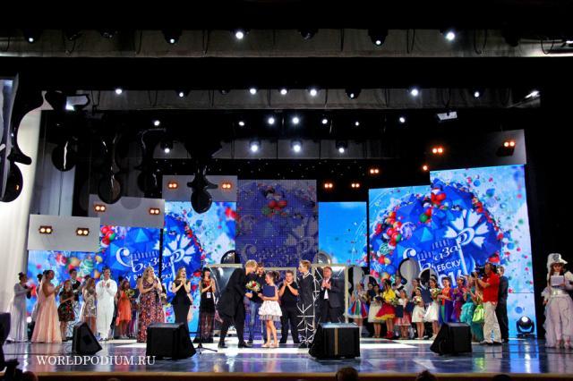 Сказочная страна «Зазеркалье» поздравила маленьких победителей