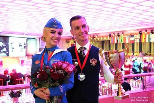 Чемпионат мира по танцевальному спорту прошёл в Кремле!