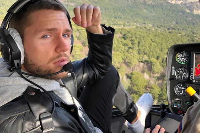 Влад Соколовский «случайно» снял клип