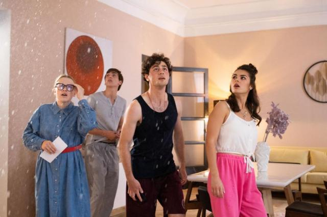 Молодежный сериал «Руммейт» собрал более 30 млн. просмотров в сети