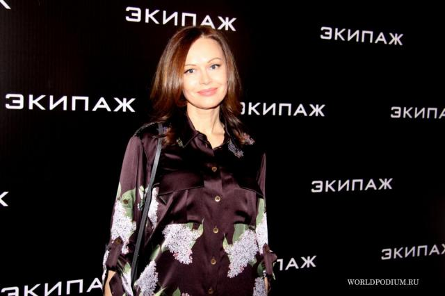 Ирина Безрукова: «Дресс-код в жизни публичного человека»