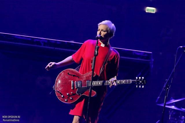Диана Арбенина презентовала сингл «Камень» и анонсировала выход нового альбома группы «Ночные Снайперы»