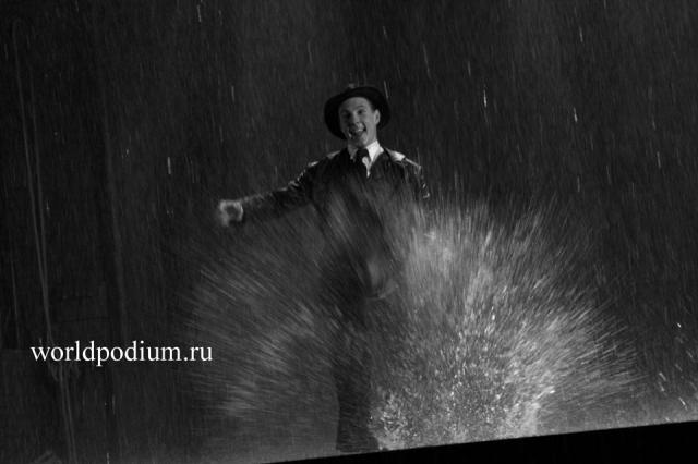"""Репетиция мюзикла """"Поющие под дождем"""""""