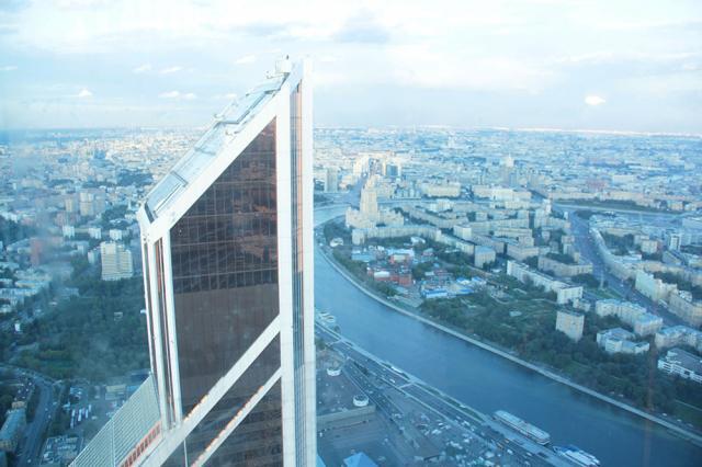 Самая высокая смотровая площадка Европы откроется в Москве