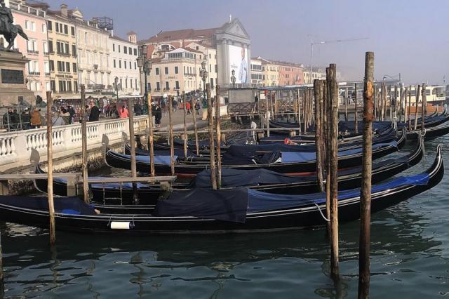 Венеция: «Город, знакомый до слёз»
