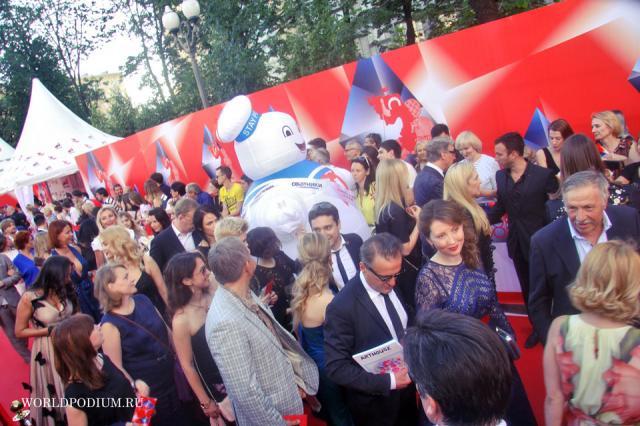 Торжественное открытие 38-го Московского международного кинофестиваля! Часть 2