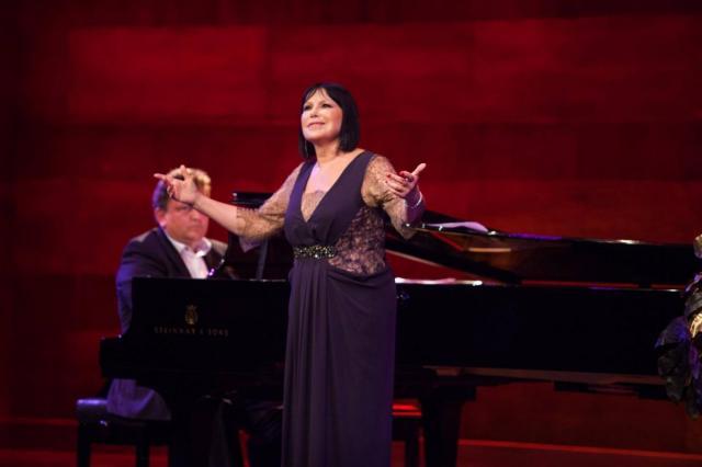 Инесса Галанте: оперные арии о любви в Юрмале