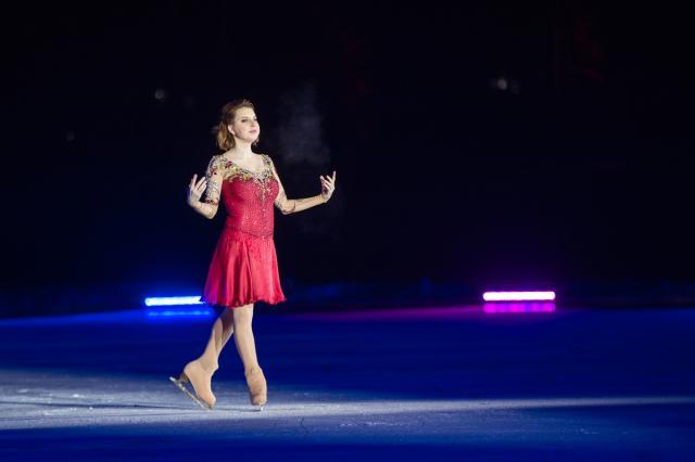 В Доброграде пройдет ледовое шоу Ирины Слуцкой