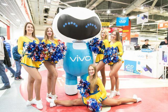 Старт продаж флагмана Vivo V11 привлек повышенное внимание российских покупателей