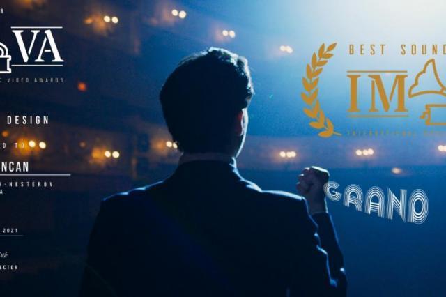 """Преподаватель """"Звукорежиссуры и Музыки в кино"""" ИСИ отмечен международной наградой"""