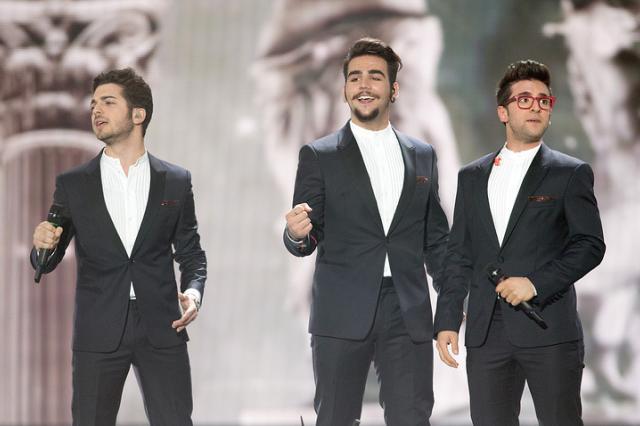 Итальянское поп-оперное трио Il Volo выступит в Москве