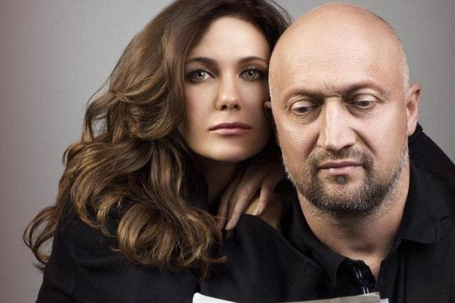 Екатерина Климова и Гоша Куценко в спектакле «LOVE LETTERS»: «Я дарю тебе себя!..»