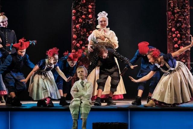 Премьера мюзикла «Карлик Нос» на музыку Лоры Квинт в Пермском «Театре-Театре»
