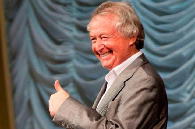 Новогодний фестиваль юмора - гала-концерт в Кремле!