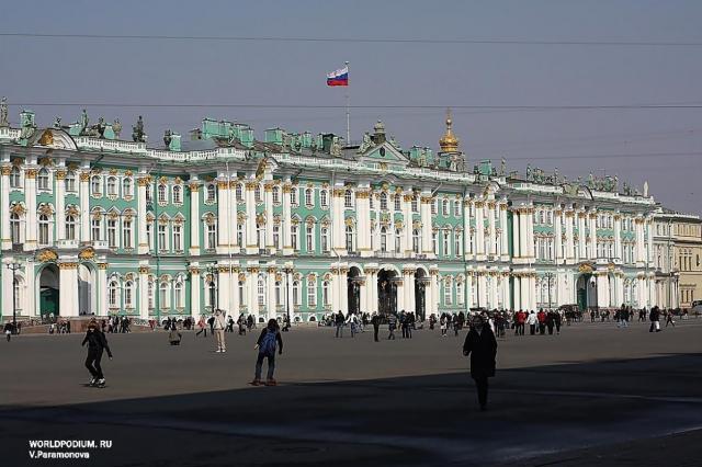 «Люблю тебя, Петра творенье!» - 317 лет со дня основания Санкт-Петербурга